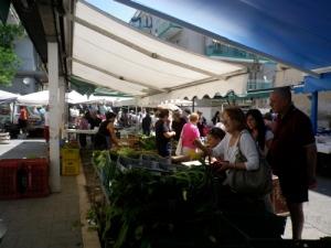 Foggia market