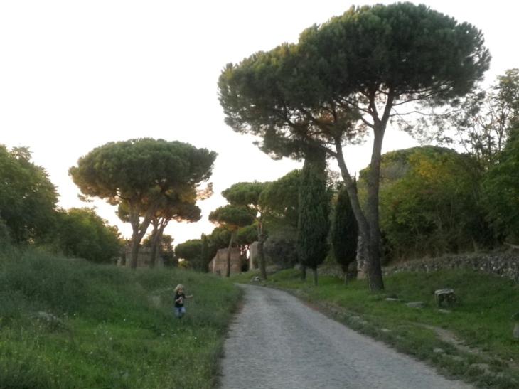 Appia Antica walk
